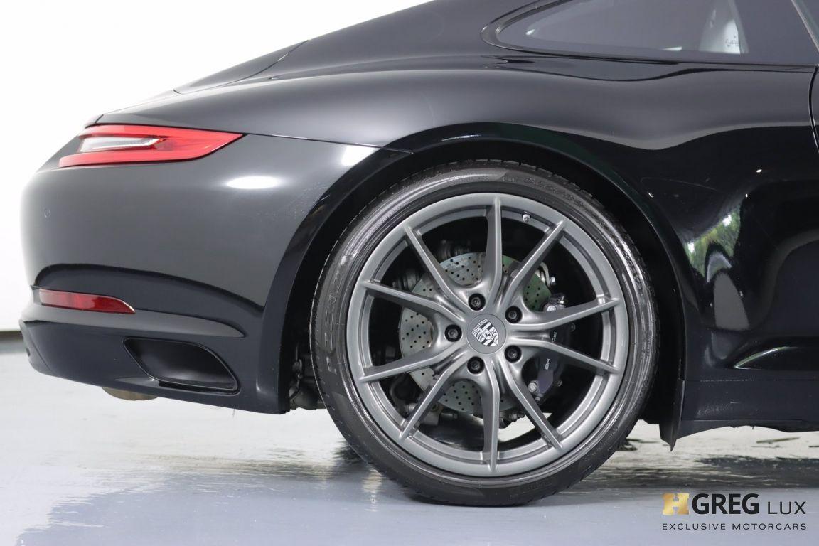 2019 Porsche 911 Carrera T #13