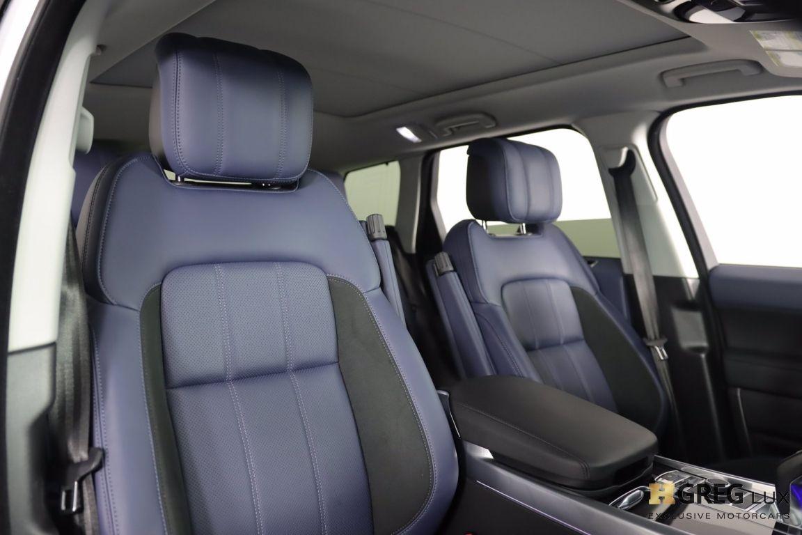 2020 Land Rover Range Rover Sport HSE Dynamic #34