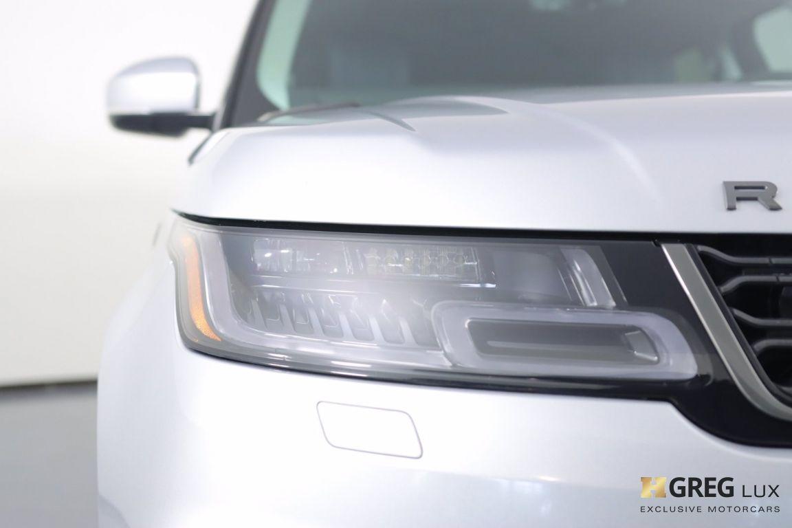 2020 Land Rover Range Rover Sport HSE Dynamic #4