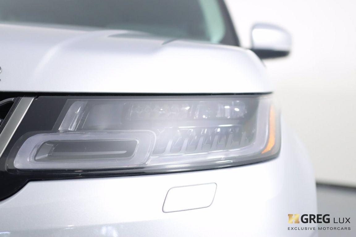 2020 Land Rover Range Rover Sport HSE Dynamic #5