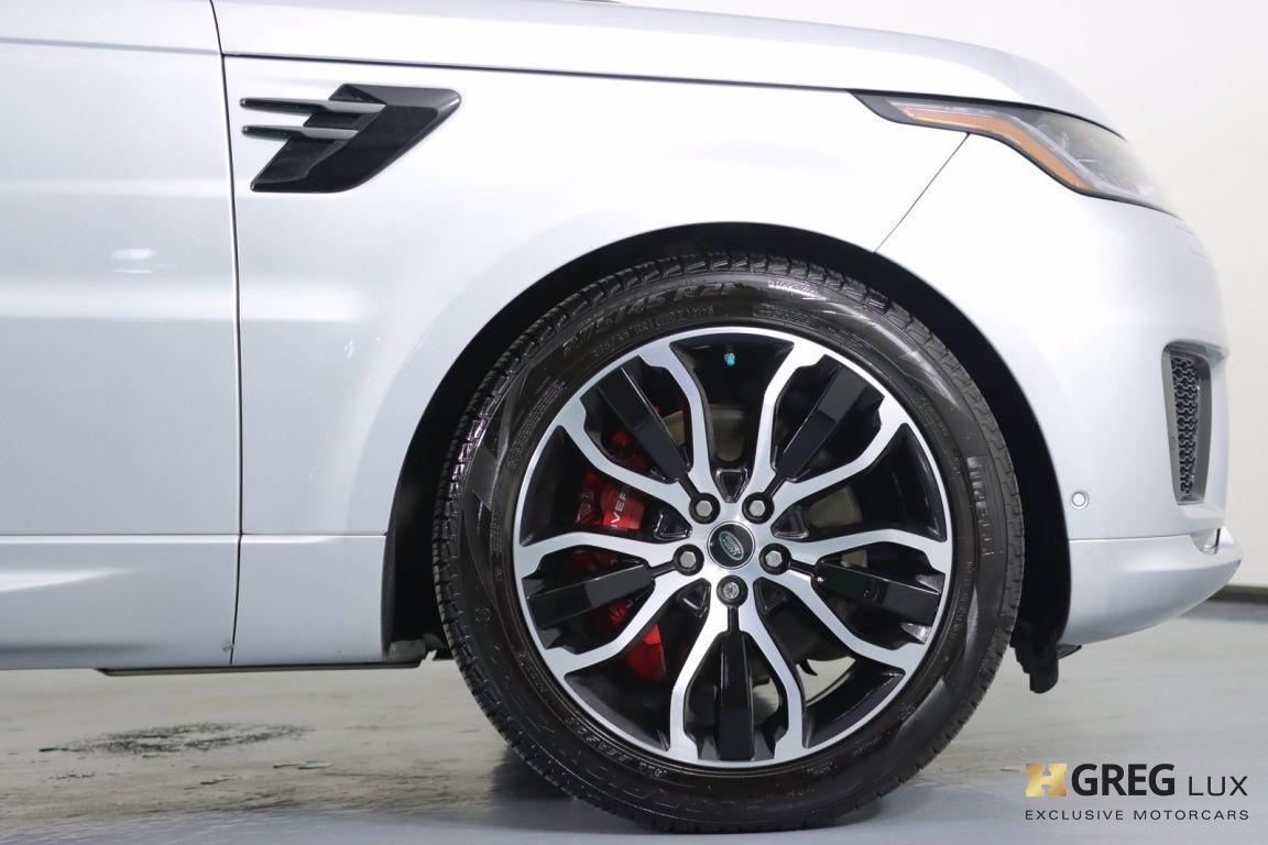 2020 Land Rover Range Rover Sport HSE Dynamic #11
