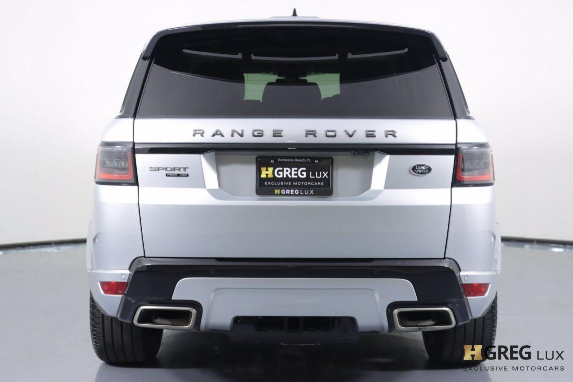 2020 Land Rover Range Rover Sport HSE Dynamic #16