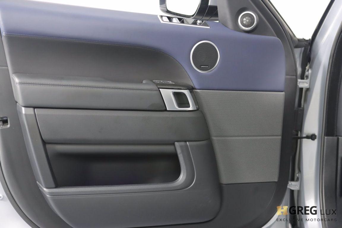 2020 Land Rover Range Rover Sport HSE Dynamic #38