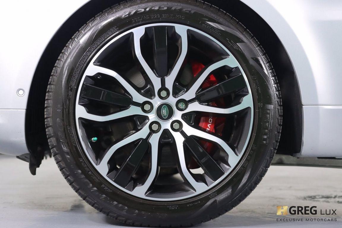 2020 Land Rover Range Rover Sport HSE Dynamic #24