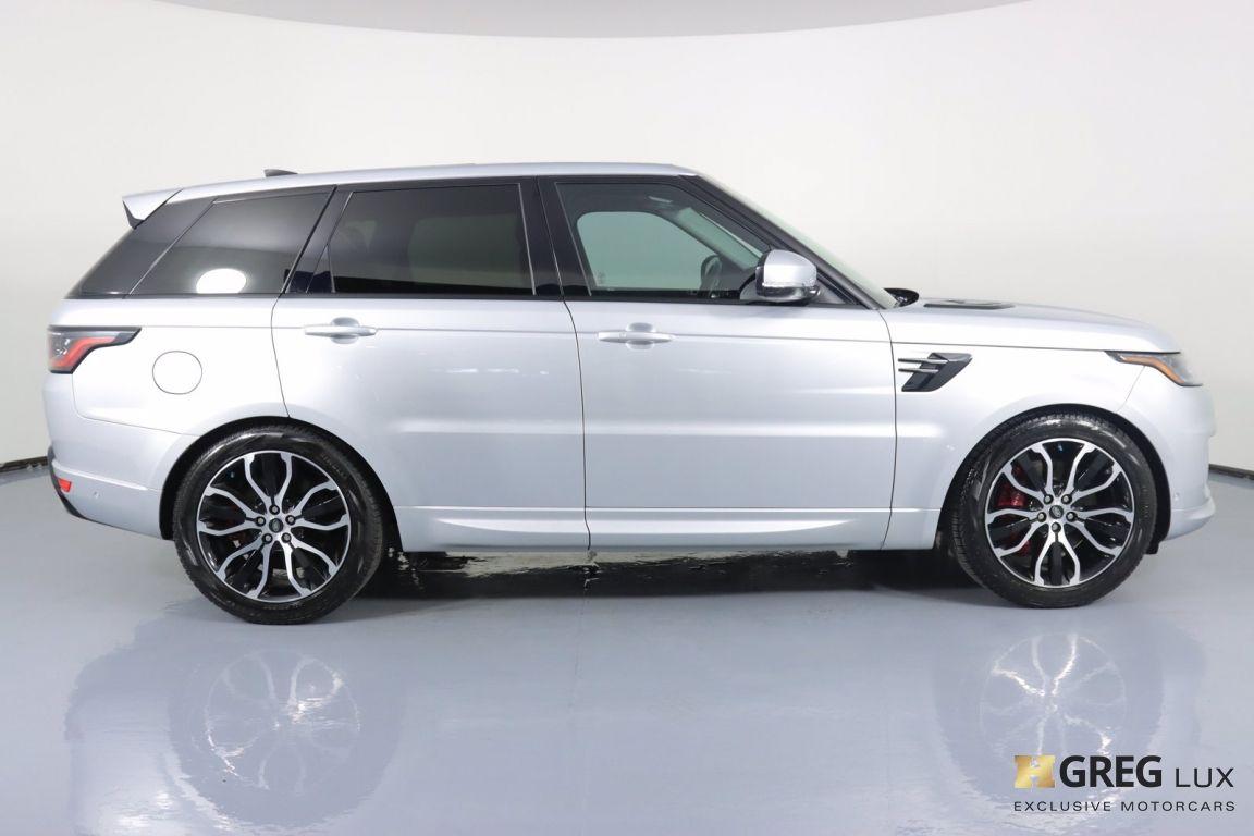 2020 Land Rover Range Rover Sport HSE Dynamic #10