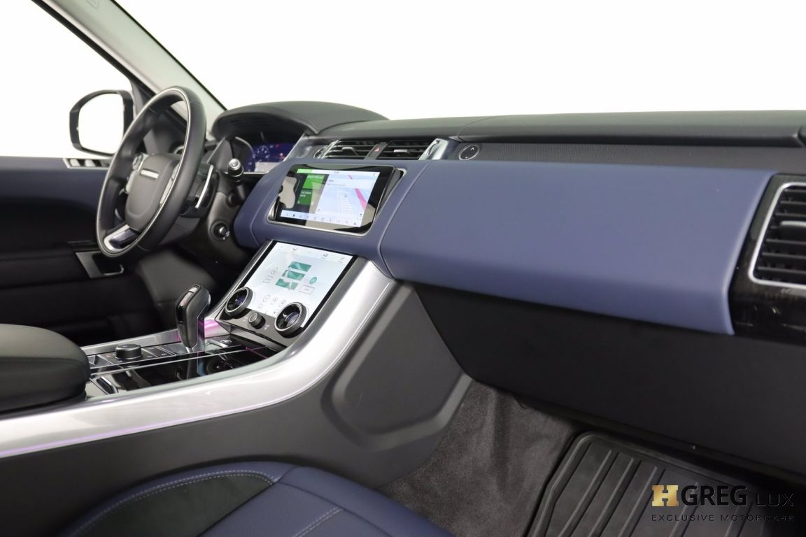 2020 Land Rover Range Rover Sport HSE Dynamic #30
