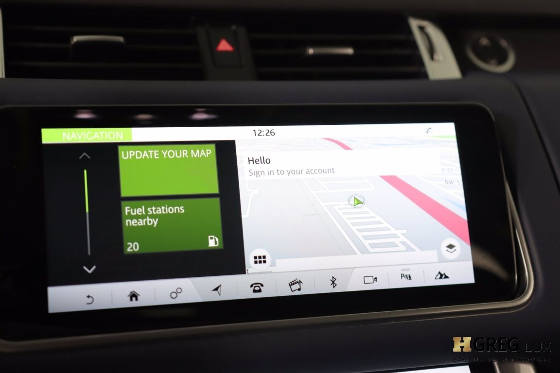 2020 Land Rover Range Rover Sport HSE Dynamic #43