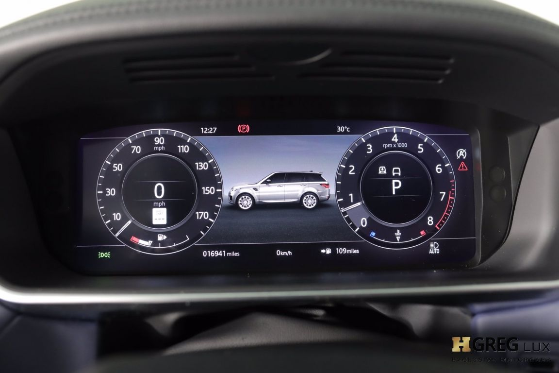 2020 Land Rover Range Rover Sport HSE Dynamic #47