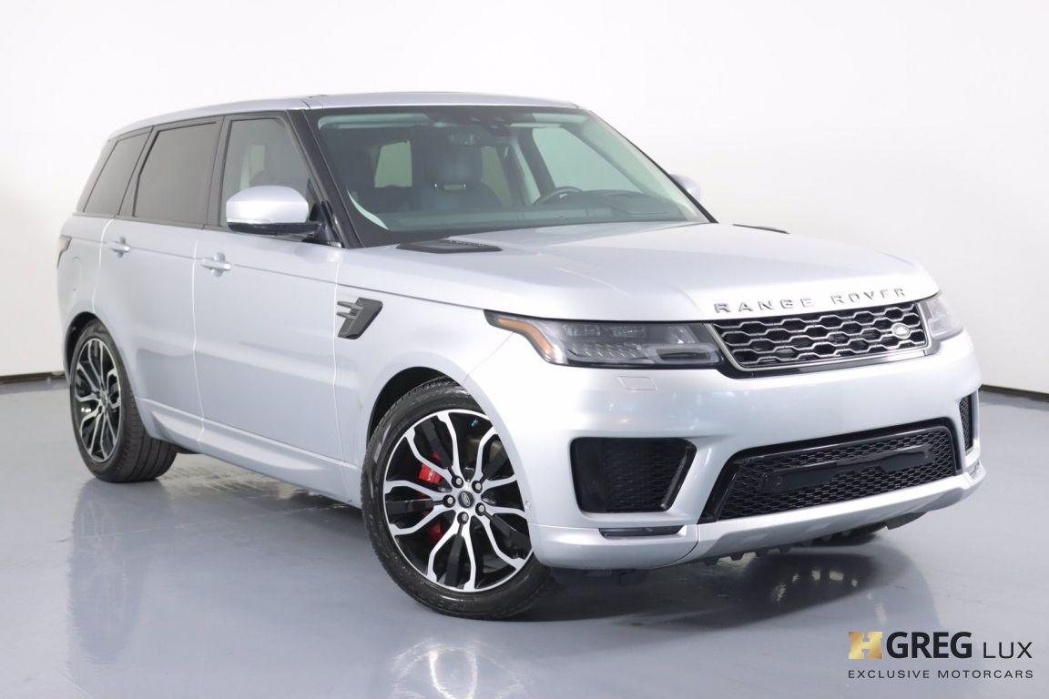 2020 Land Rover Range Rover Sport HSE Dynamic #28
