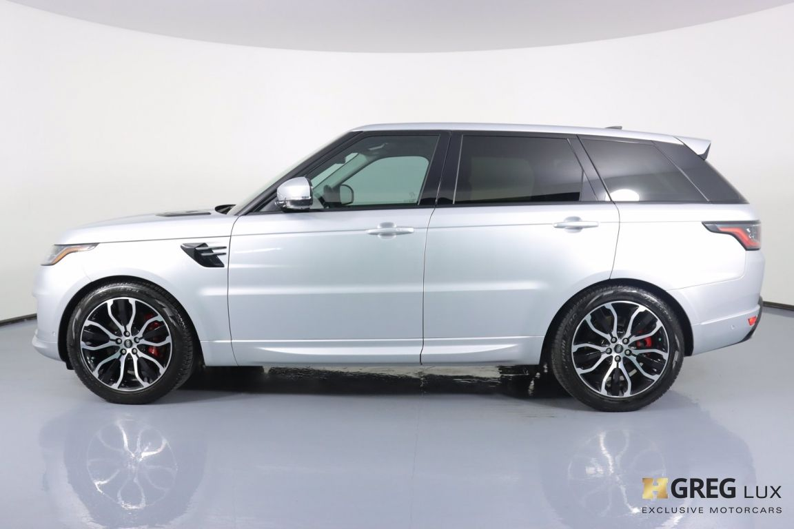 2020 Land Rover Range Rover Sport HSE Dynamic #22