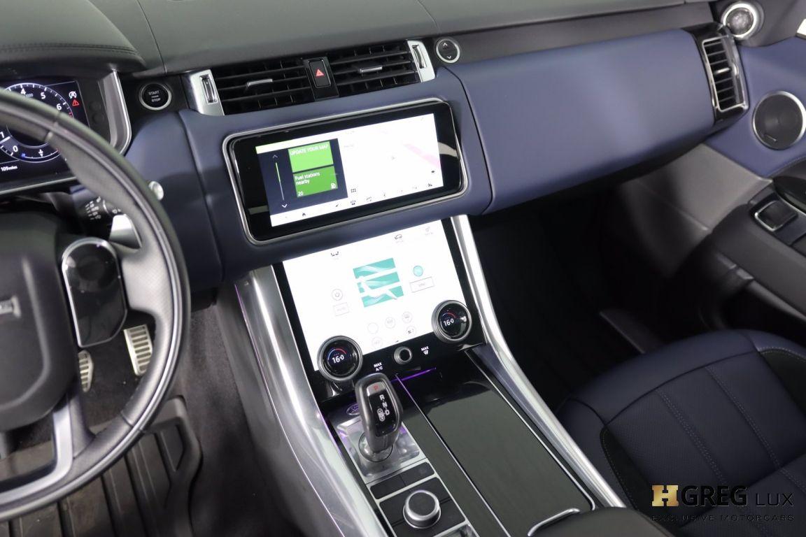 2020 Land Rover Range Rover Sport HSE Dynamic #42