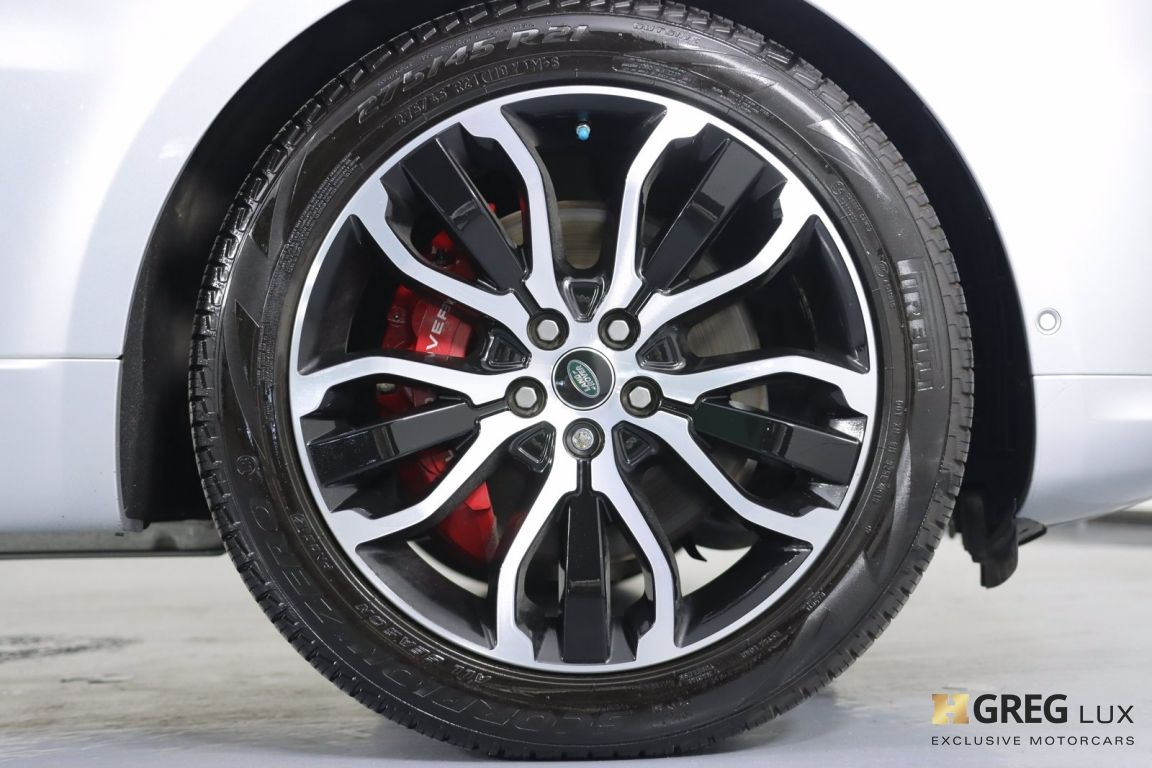 2020 Land Rover Range Rover Sport HSE Dynamic #12