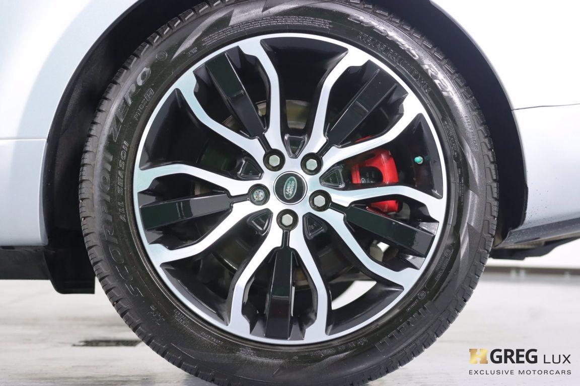 2020 Land Rover Range Rover Sport HSE Dynamic #26