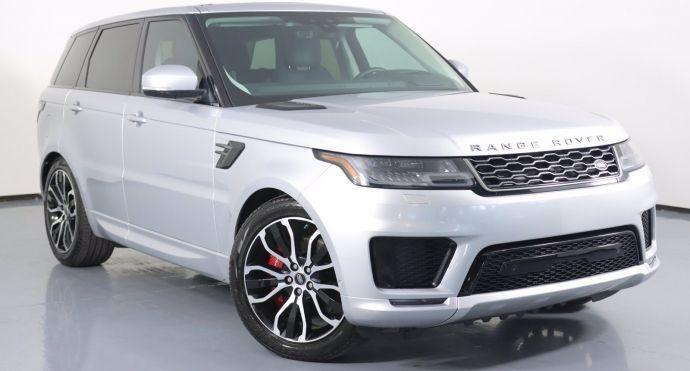2020 Land Rover Range Rover Sport HSE Dynamic #0