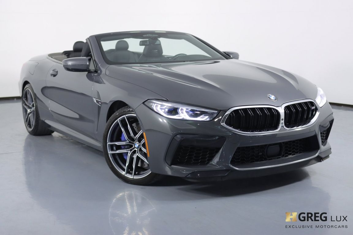 2020 BMW M8 Competition #0
