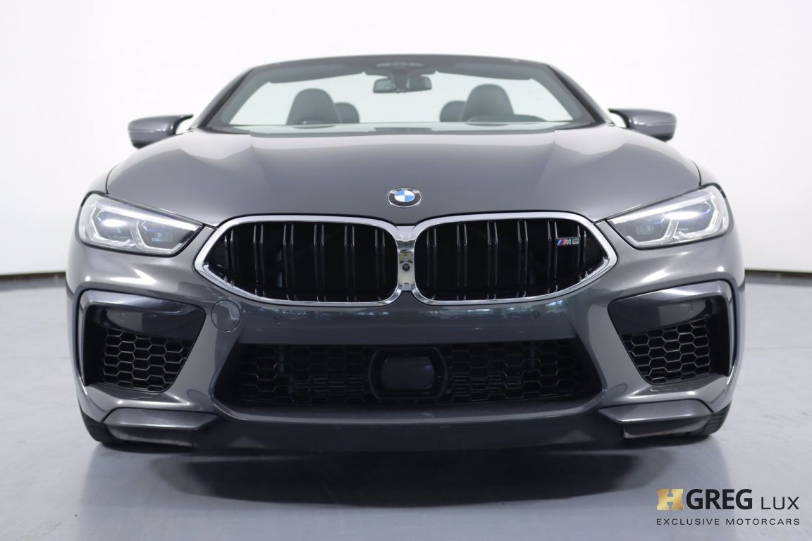 2020 BMW M8 Competition #5