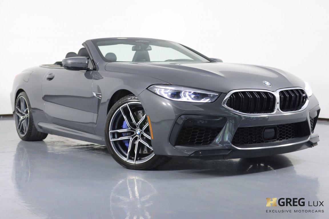 2020 BMW M8 Competition #4