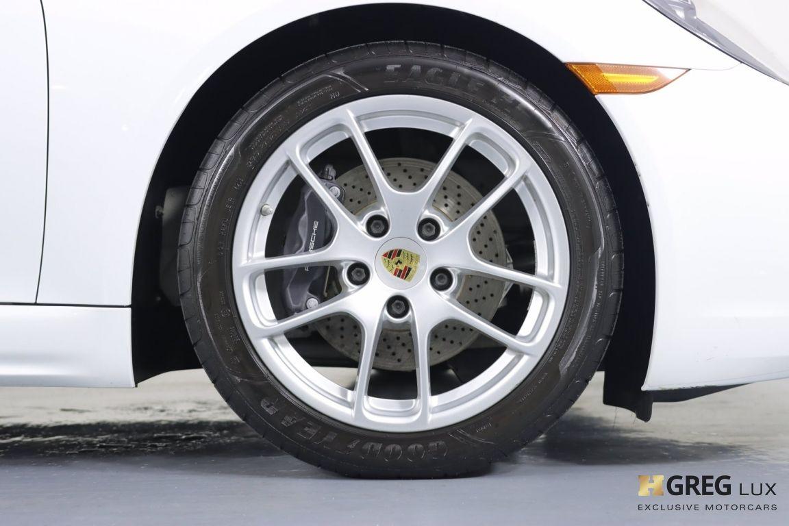 2019 Porsche 718 Boxster  #14