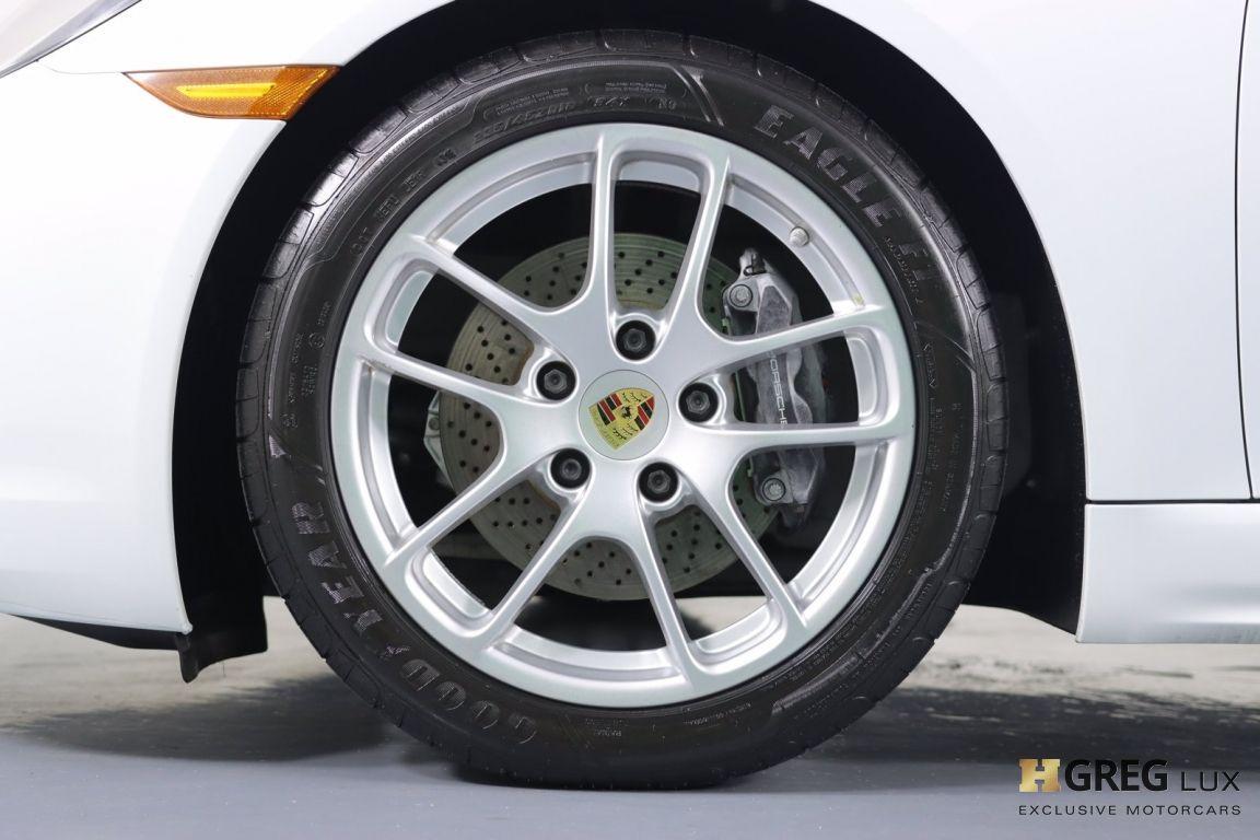 2019 Porsche 718 Boxster  #25