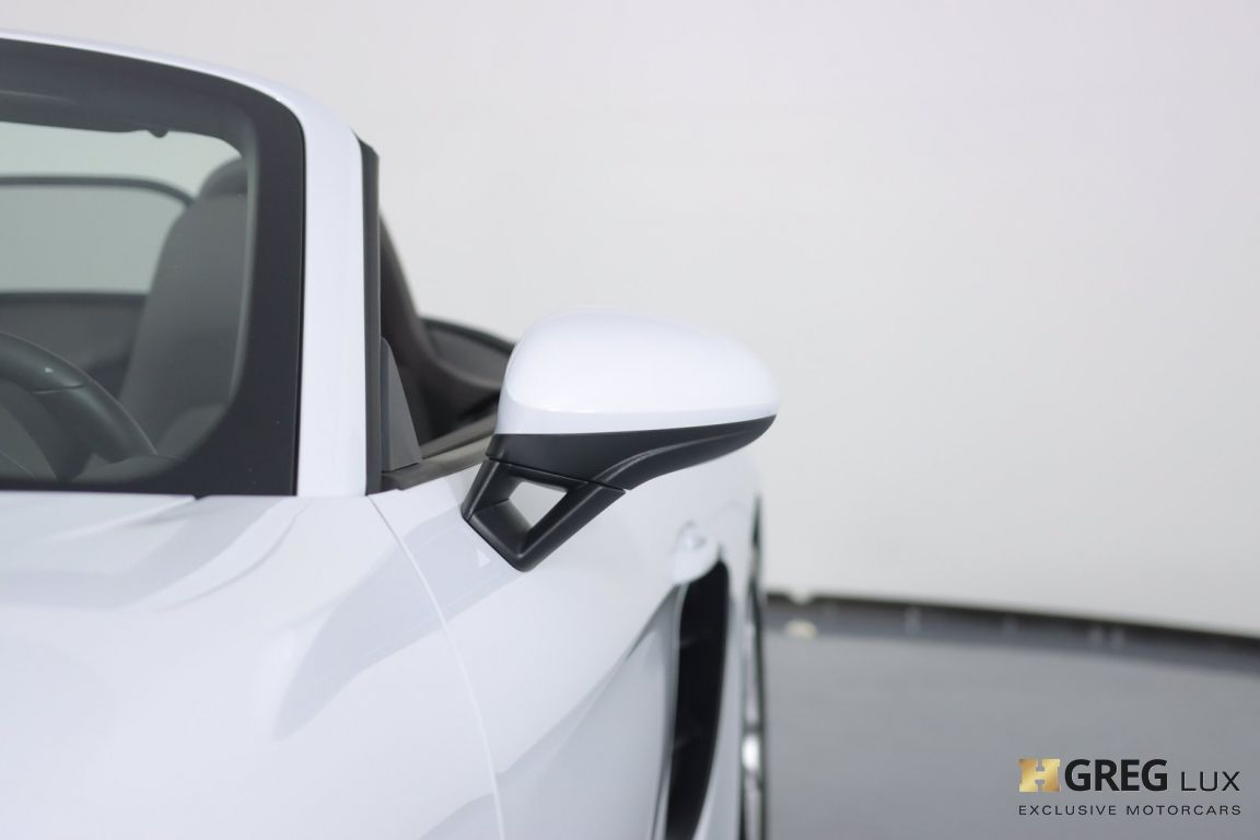 2019 Porsche 718 Boxster  #10