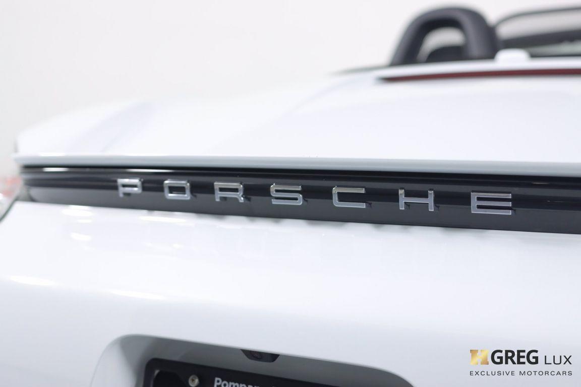 2019 Porsche 718 Boxster  #21