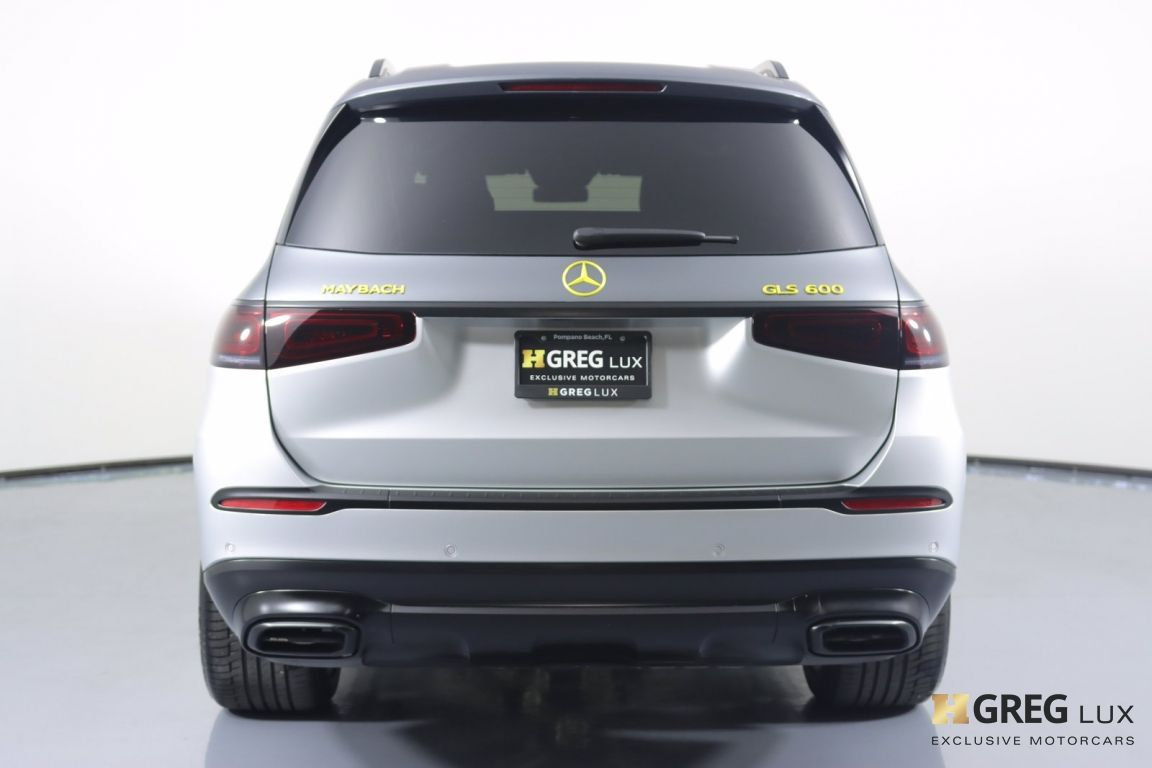 2021 Mercedes Benz GLS Maybach GLS 600 #16
