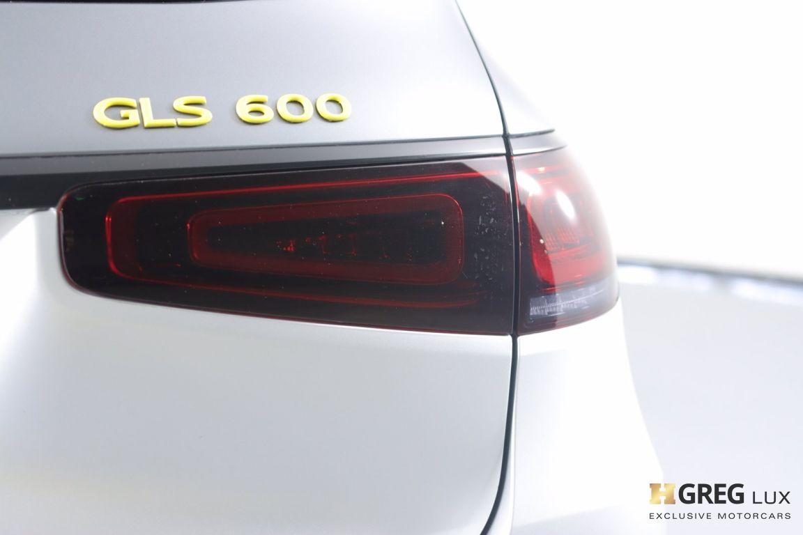 2021 Mercedes Benz GLS Maybach GLS 600 #18