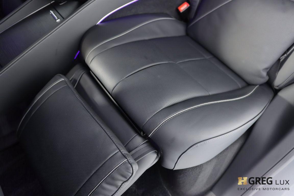 2021 Mercedes Benz GLS Maybach GLS 600 #31