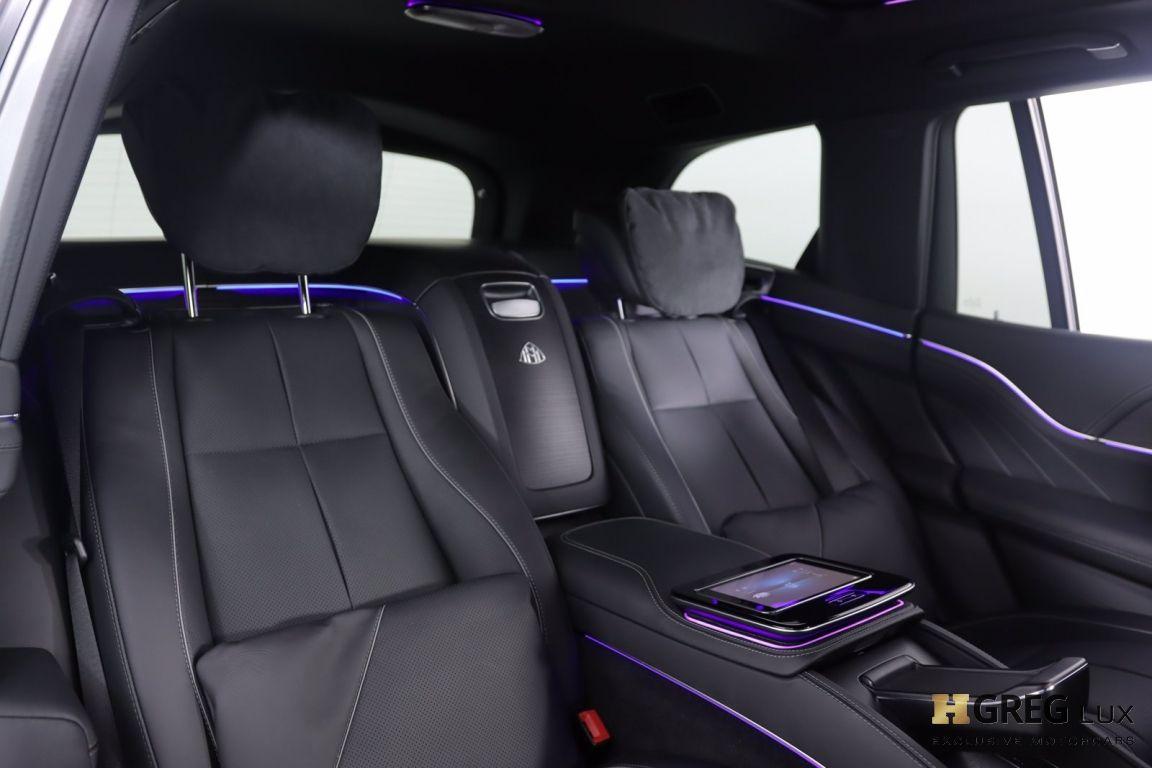 2021 Mercedes Benz GLS Maybach GLS 600 #34