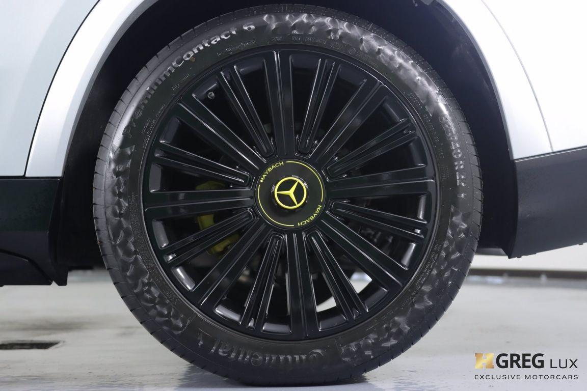 2021 Mercedes Benz GLS Maybach GLS 600 #25