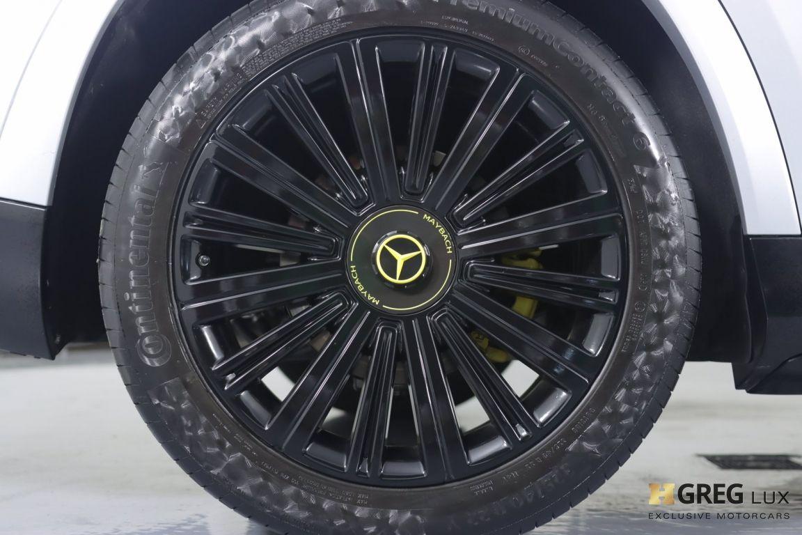 2021 Mercedes Benz GLS Maybach GLS 600 #14