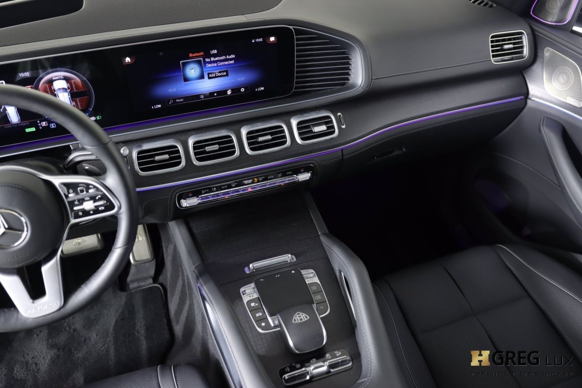 2021 Mercedes Benz GLS Maybach GLS 600 #43