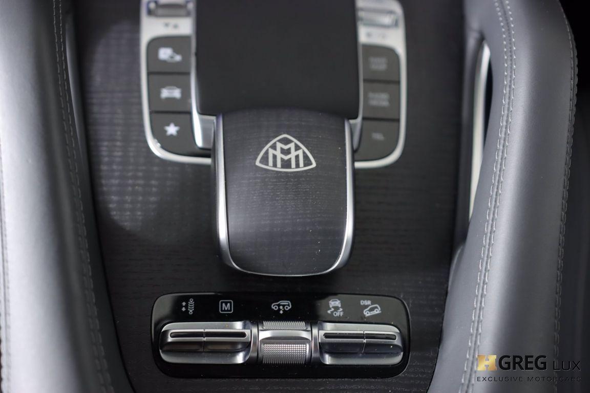 2021 Mercedes Benz GLS Maybach GLS 600 #48