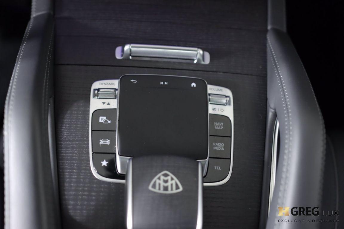 2021 Mercedes Benz GLS Maybach GLS 600 #47
