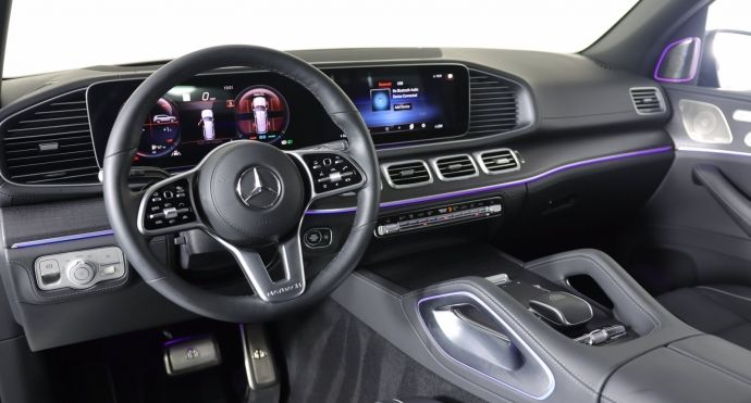 2021 Mercedes Benz GLS Maybach GLS 600 #1