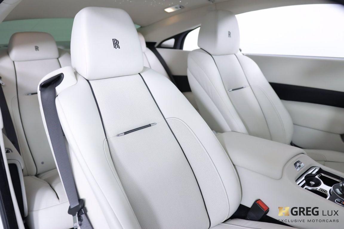 2017 Rolls Royce Wraith  #31