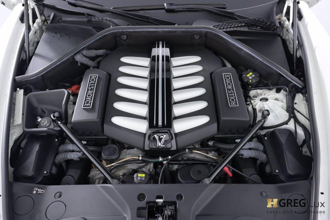 2017 Rolls Royce Wraith  #46
