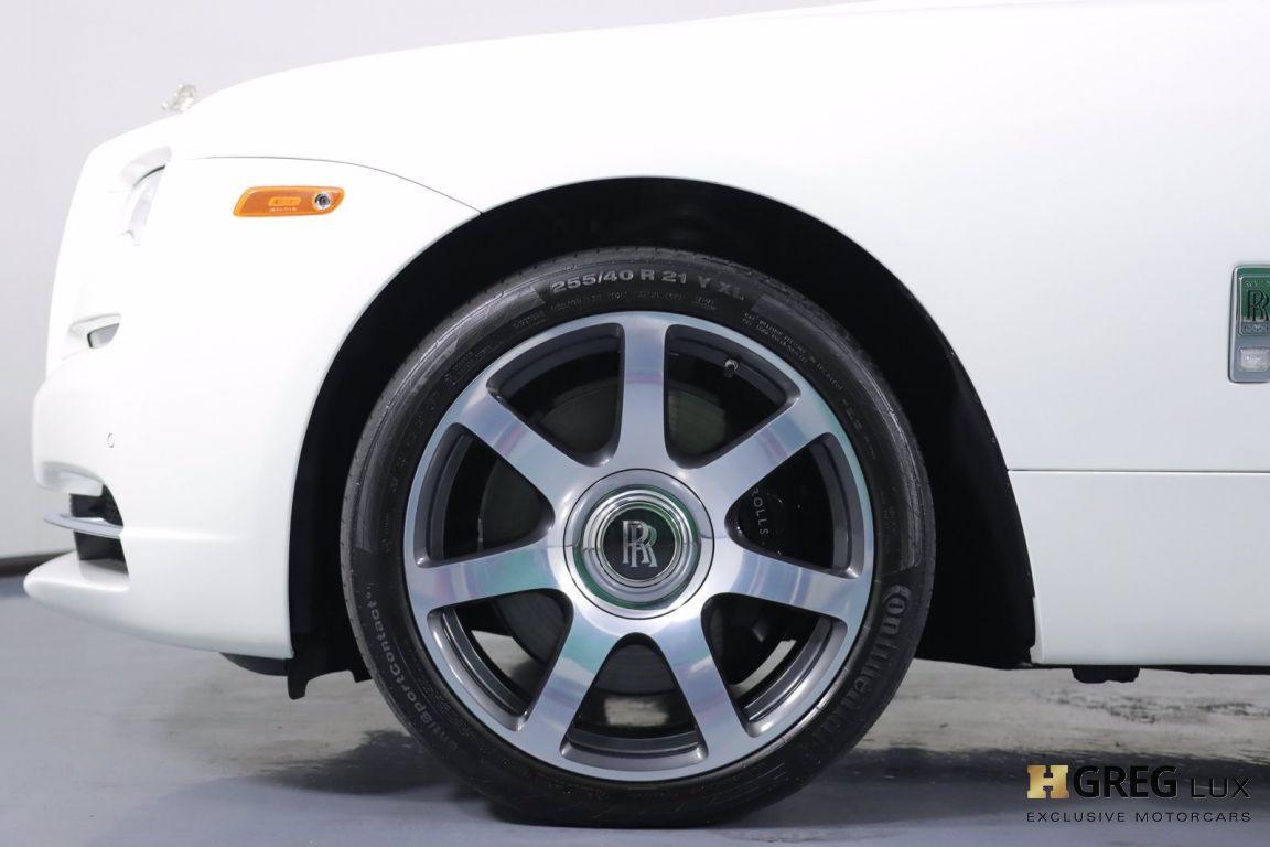 2017 Rolls Royce Wraith  #21