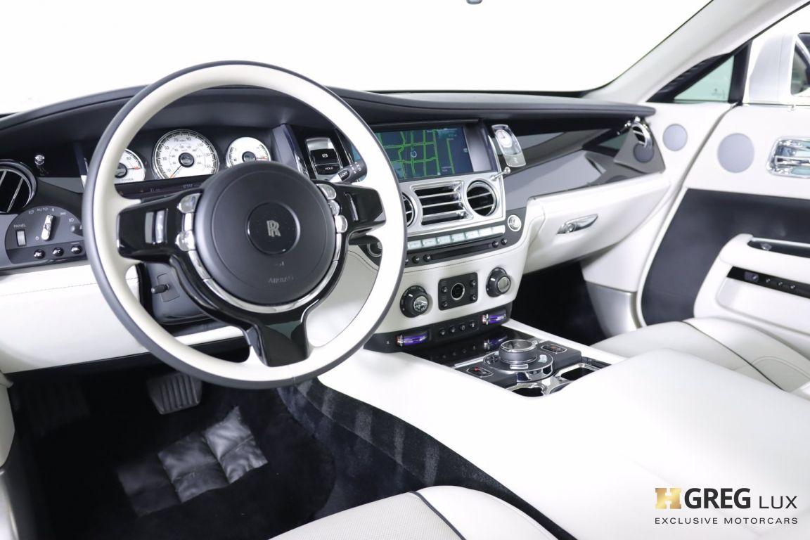 2017 Rolls Royce Wraith  #1