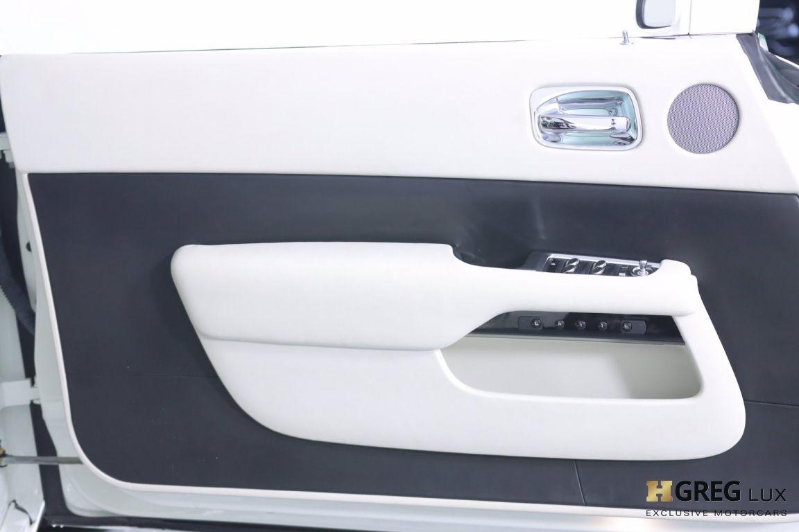 2017 Rolls Royce Wraith  #35