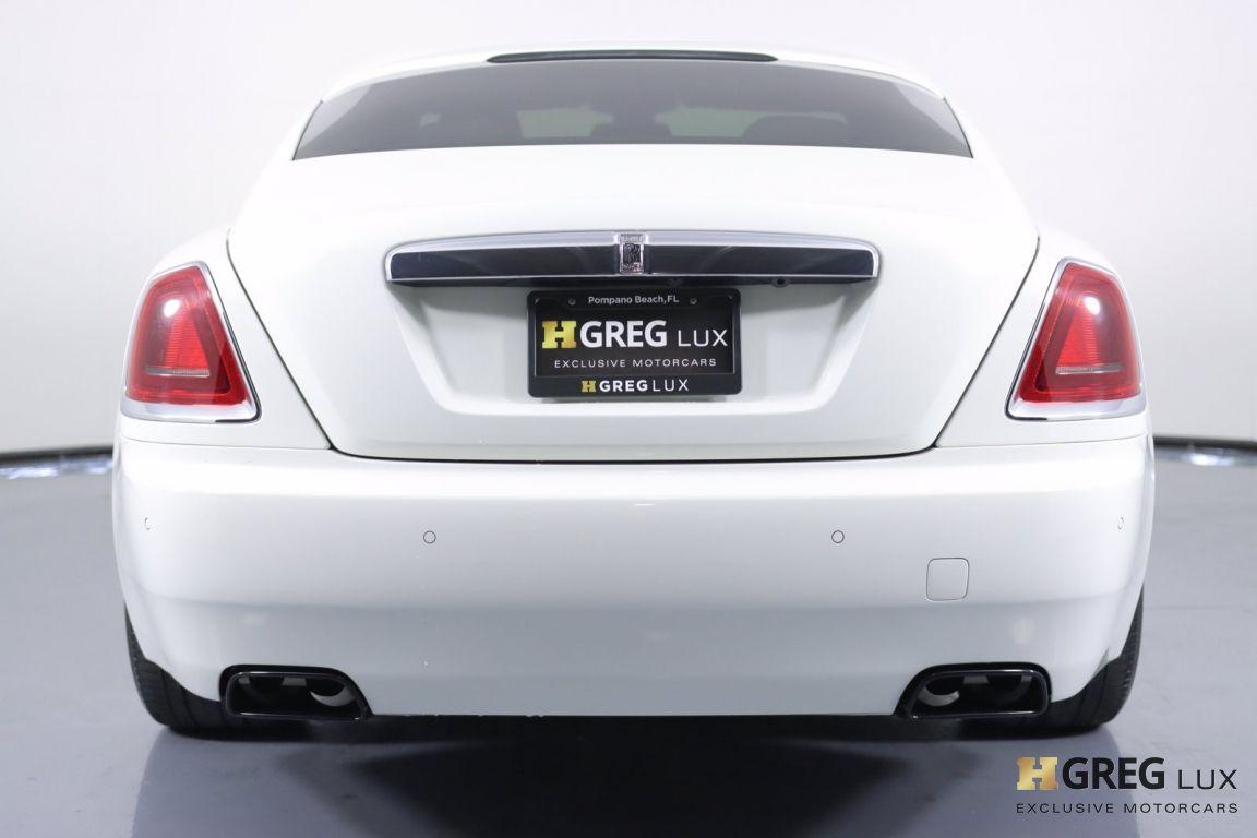 2017 Rolls Royce Wraith  #16