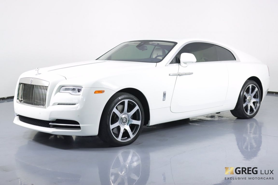 2017 Rolls Royce Wraith  #26