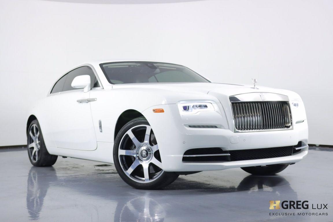 2017 Rolls Royce Wraith  #25