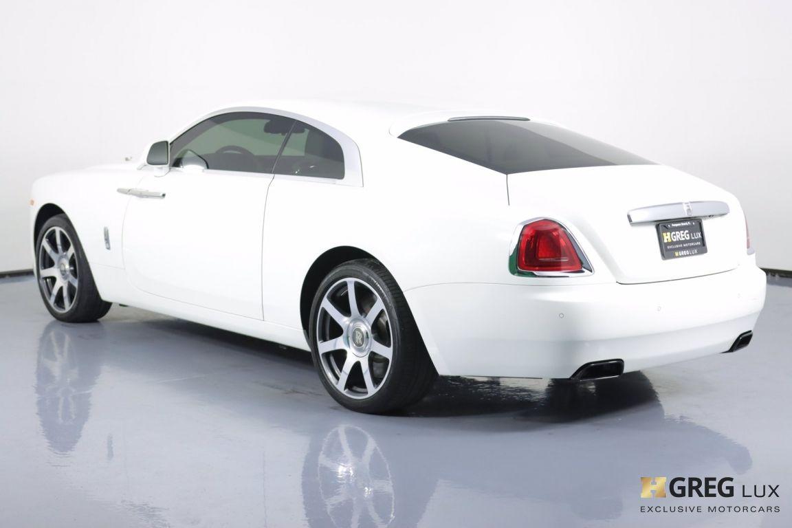 2017 Rolls Royce Wraith  #19