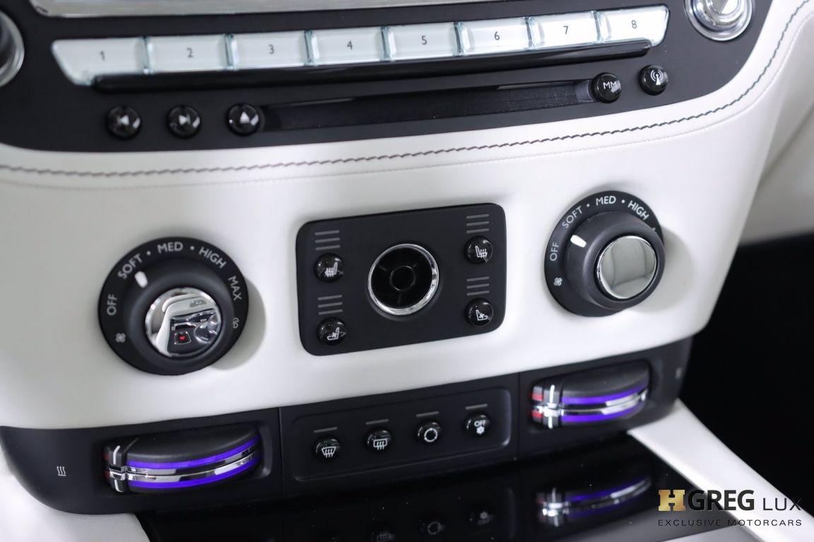 2017 Rolls Royce Wraith  #41
