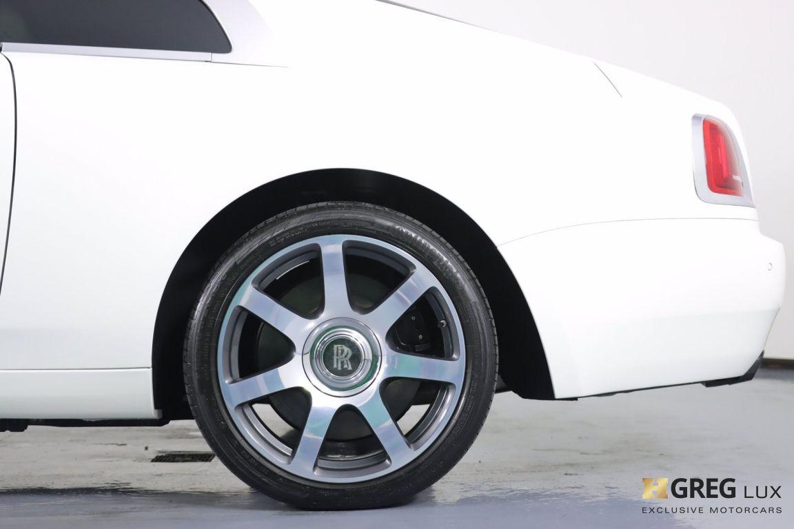 2017 Rolls Royce Wraith  #23