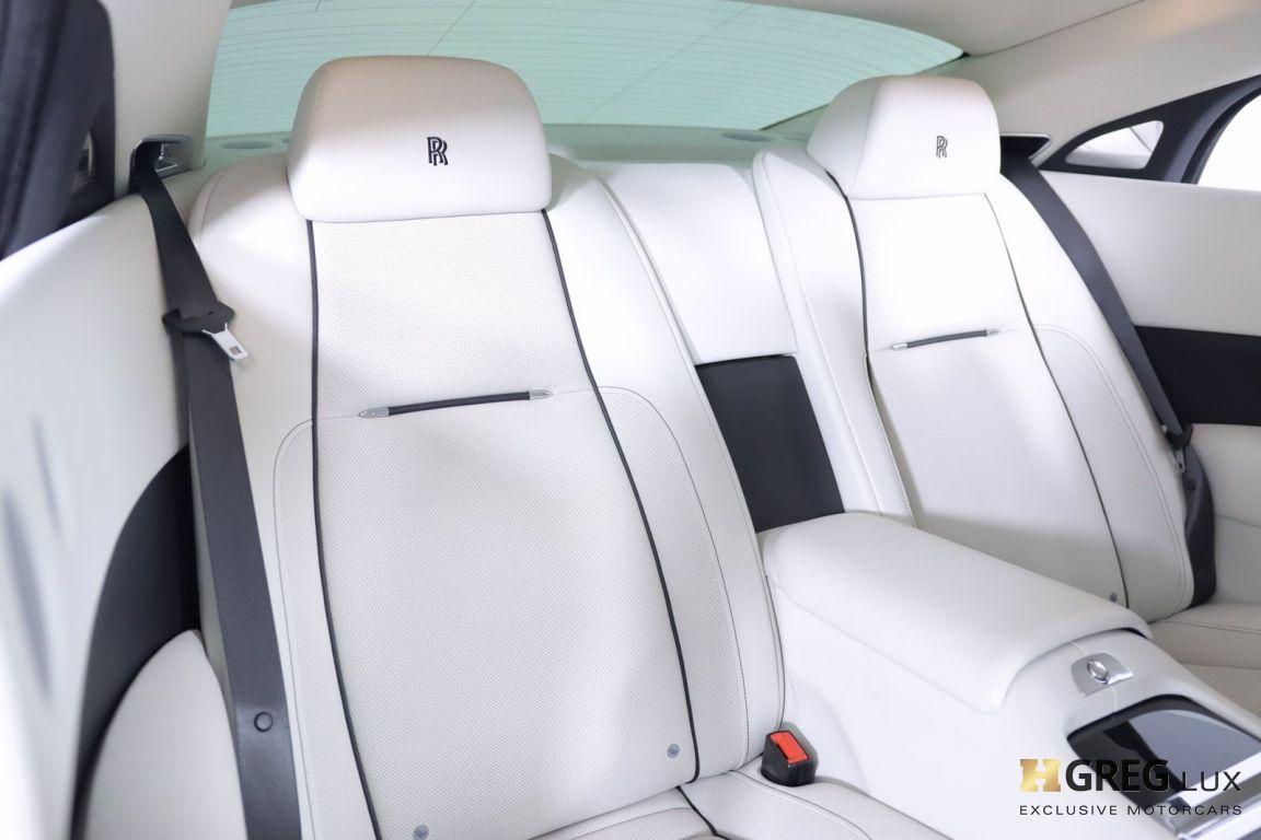 2017 Rolls Royce Wraith  #33