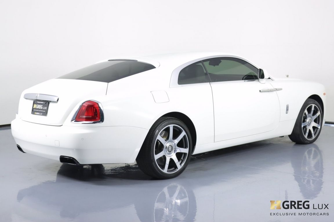 2017 Rolls Royce Wraith  #15