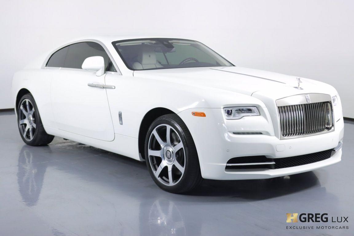 2017 Rolls Royce Wraith  #9