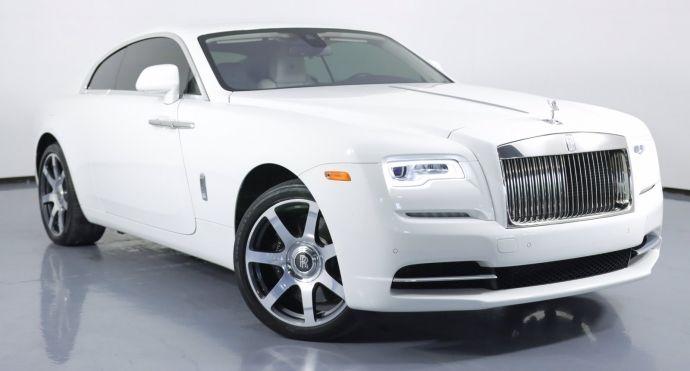 2017 Rolls Royce Wraith  #0